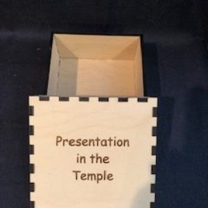 Presentation in the Temple Diorama