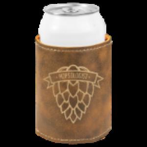 Leatherette Beverage Holder